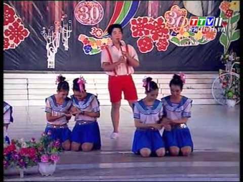 Văn nghệ Thiếu Nhi: Hội thi Hoa Phượng Đỏ - Lần thứ 30 - Huyện Tân Châu