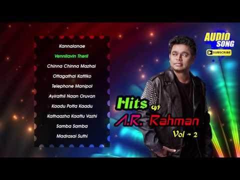 AR Rahman Tamil Hits | Audio Jukebox | Hits of AR Rahman | Vol 2 | Tamil Movie Songs | Music Master