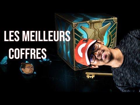 LES MEILLEURS COFFRES SUR LEAGUE OF LEGENDS ! thumbnail