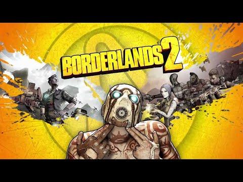 Borderlands 2 #1 (немое прохождение/без комментариев)