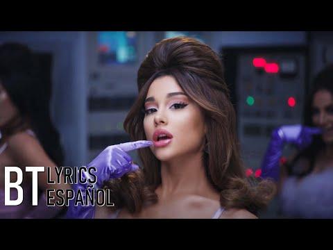 Ariana Grande - 34 + 35 (Lyrics + Español) Video Official