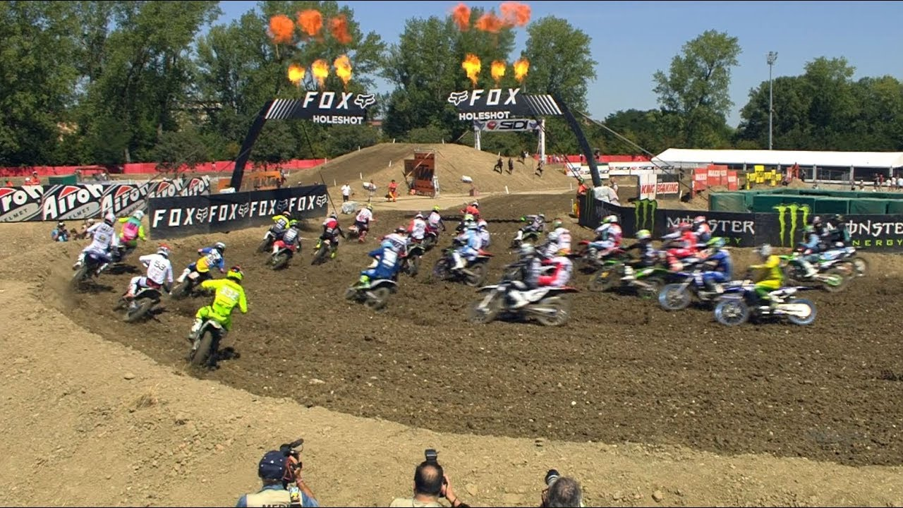 2019 Fim Motocross World Championship Mxgp Of Italy