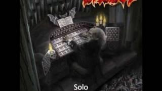 Exodus- War is My shepherd with Lyrics