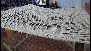 Плетем гамак