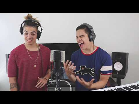 Redbone - Childish Gambino (William Singe X Alex Aiono Cover)