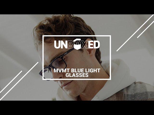 UNBOXED MVMT Blue Light Glasses
