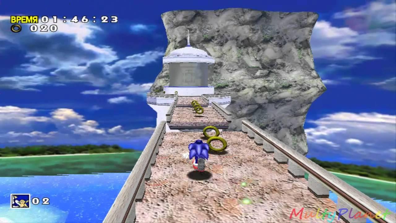 Соник Икс смотреть Спасение Тейлза новая серия Sonic X ...