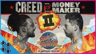 THE MIZ vs. AUSTIN CREED II: Street Fighter 30th Anniversary Collection - Gamer Gauntlet