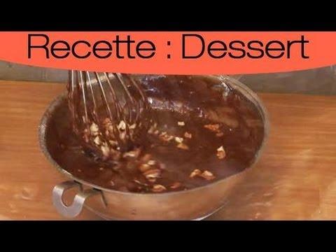 recette-de-dessert-:-faire-un-brownie