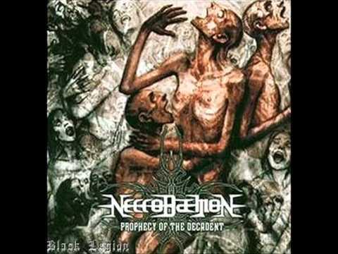 Necrodaemon - Prophecy Of The Decadent