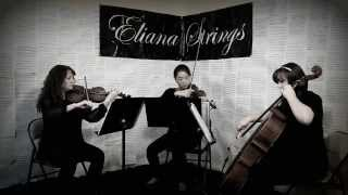 Hey There Delilah - String Trio