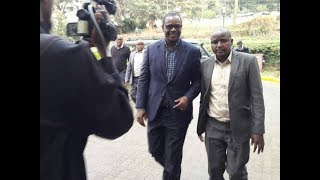 BREAKING NEWS: Former Nairobi Governor Evans Kidero arrested, again