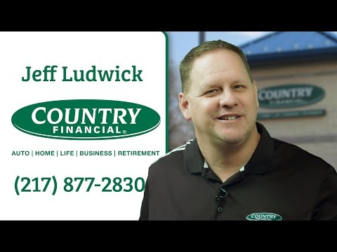 Car Insurance Decatur IL | Jeff Ludwick | Country Financial