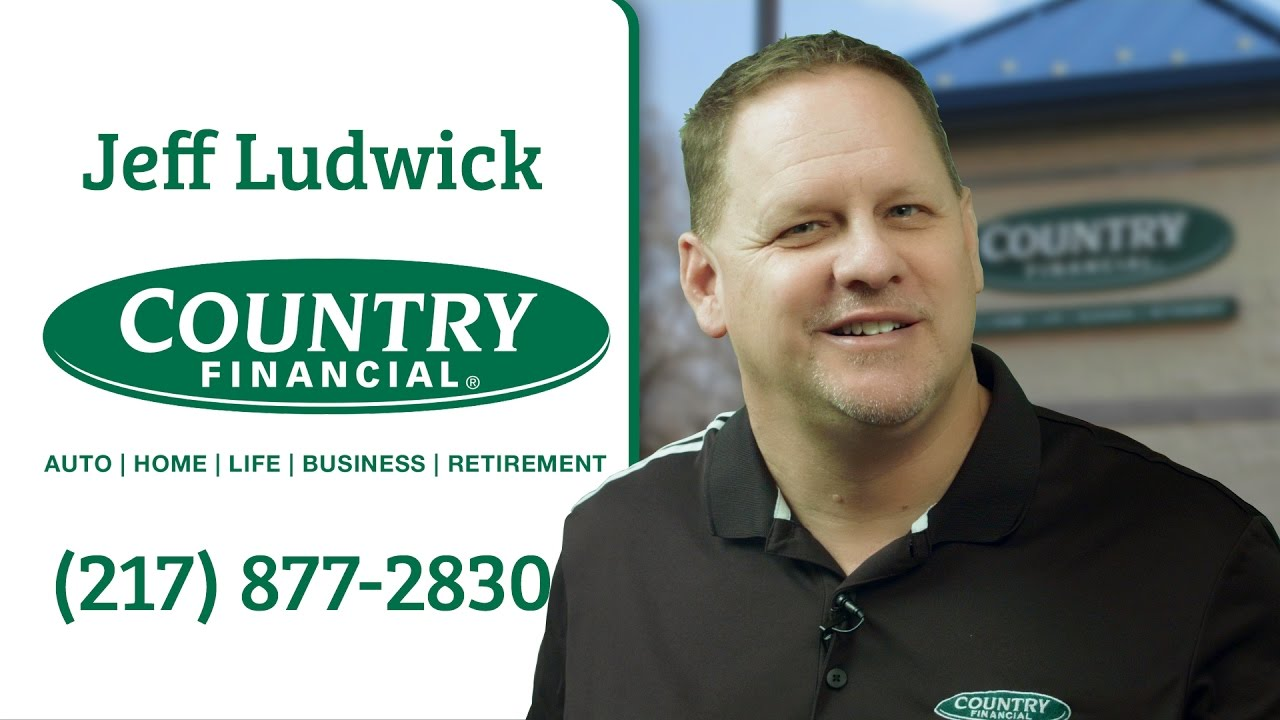 Country Financial Car Insurance >> Car Insurance Decatur Il Jeff Ludwick Country Financial