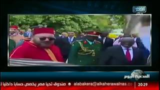 نشرة المصرى اليوم| ملك المغرب ورئيس تنزانيا يقرعون الطبول ويلفتون  الأنظار
