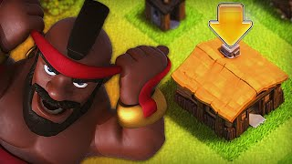 😈 БЕЗ ДОНАТА #1 | CLASH OF CLANS 😈
