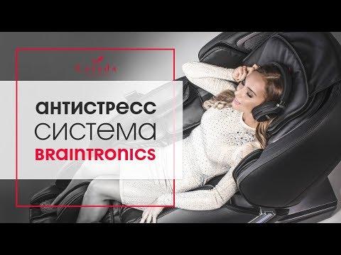 Анти-стресс система Braintronics.
