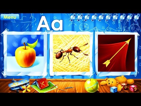 Kids Alphabet - Learn the Letters and Alphabet for Children | Top Android Apps by Gokids | Video HD