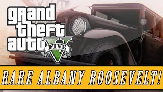 GTA 5: Rare Vehicle Locations | Roosevelt Spawn Location for Xbox One & PS4 (GTA 5 Next Generation)