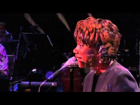 Carmen Lundy - Send Me Somebody with Robert Glasper [Live at The Madrid]