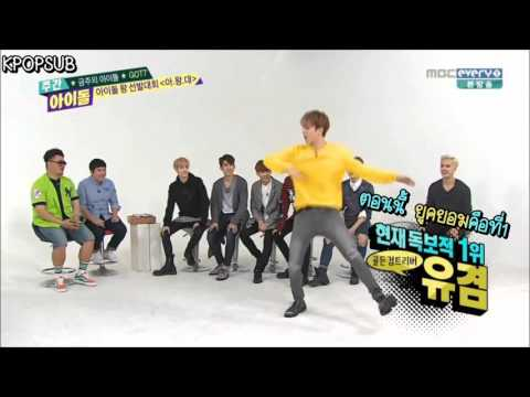 [Thaisub]151014 Weekly idol GOT7 - Other Group Dance CUT