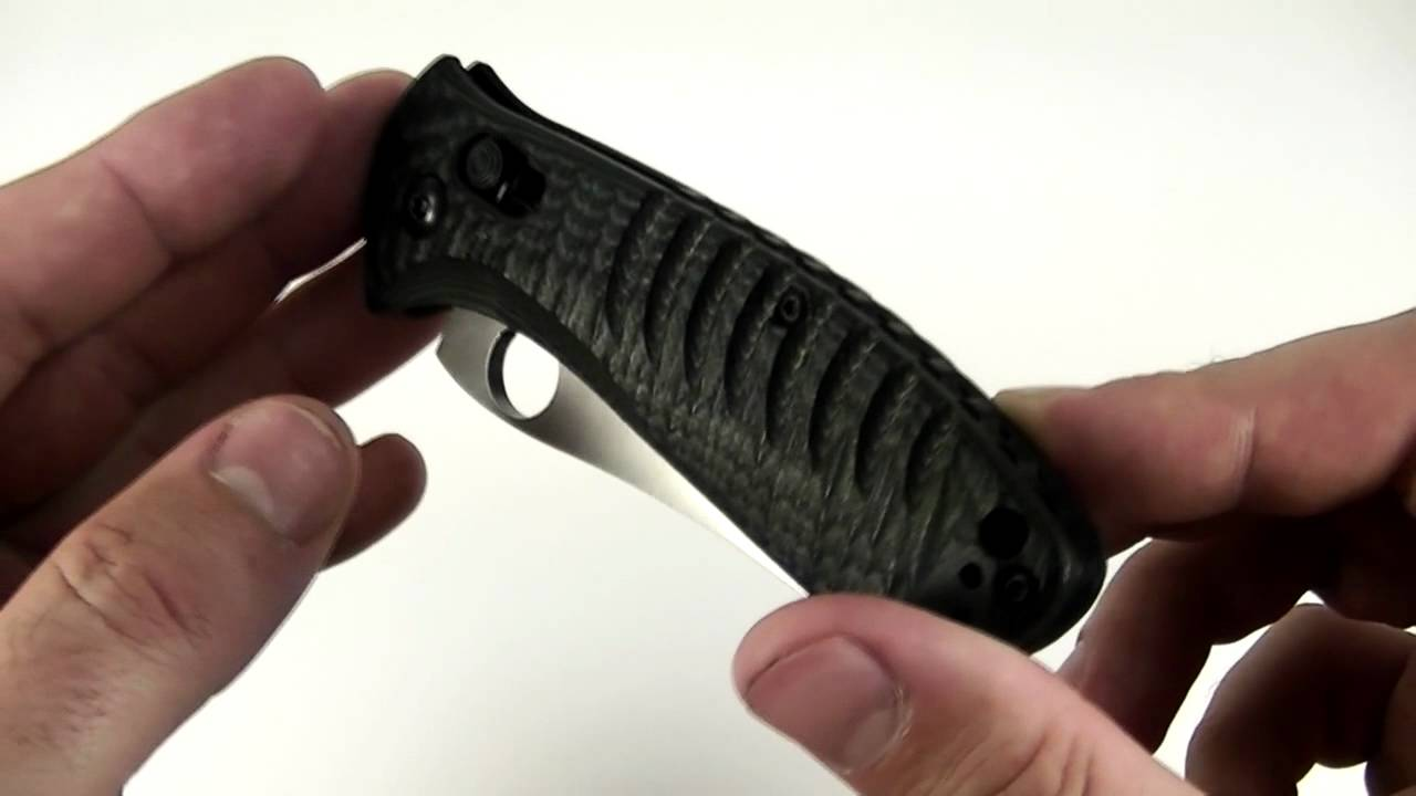 benchmade bone collector with the yankee cowboy - YouTube