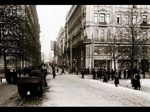 Хельсинки / Helsinki in 1900