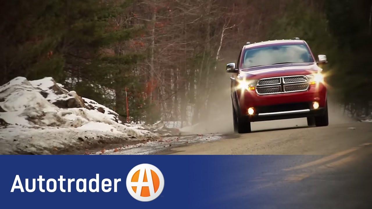dodge durango suv  car review autotrader youtube