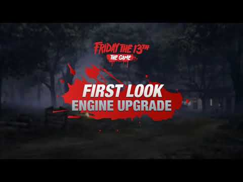 First look at the engine upgrade in Friday the 13th:The Game!