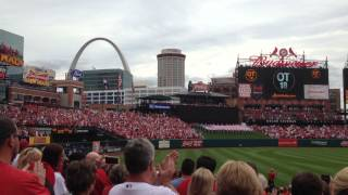 St. Louis Cardinals 2015 Home Opener / Opening Day