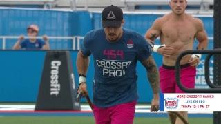 2018 CrossFit Games | Team Running Bob
