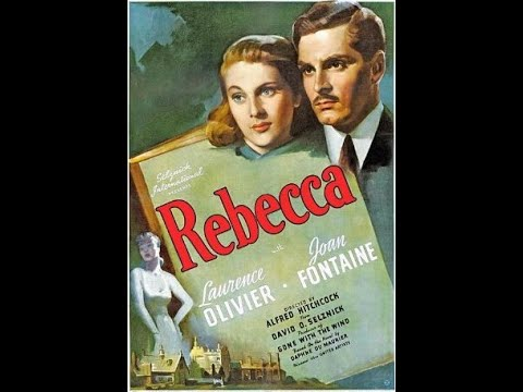 Rebecca (1940)- HD FULL MOVIE