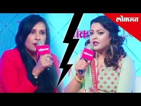 Tanushree Dutta vs. Barkha Trehan on Me Too movement - Uncut   Shocking Statements Mp3