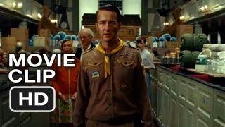 Moonrise Kingdom Movie CLIP - Struck By Lightning (2012) Wes Anderson Movie HD