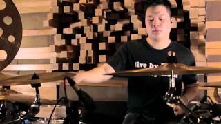 Echa Soemantri - Dave Weckl - Hard Wired (Drum Reinterpretation)