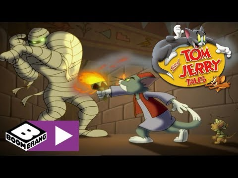 Tom and Jerry Tales | The Mummy | Boomerang UK