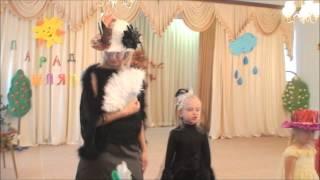 Волшебная шляпа(Конкурс шляп в детском саду № 1582 Москва, осень 2012 год., 2013-03-15T12:27:58.000Z)