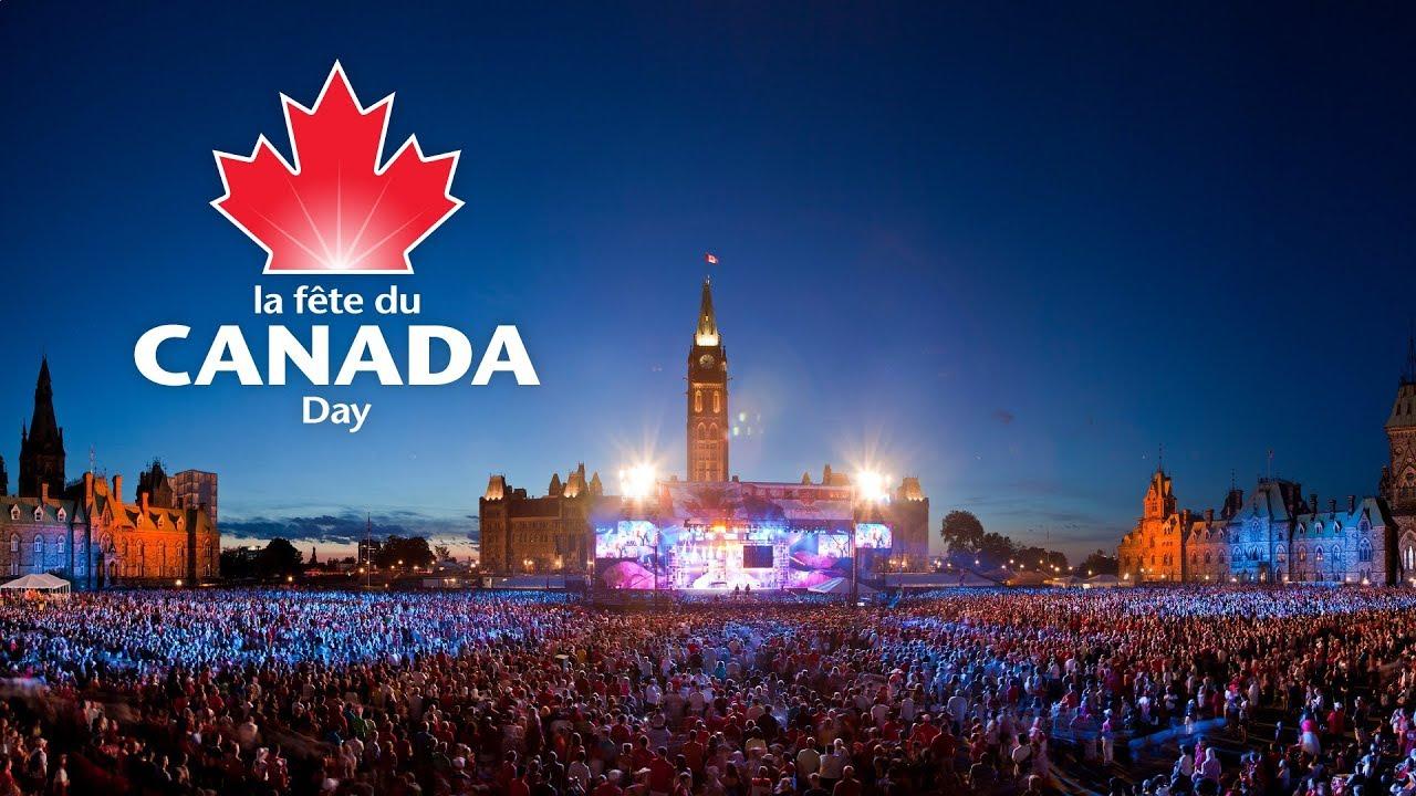 Canada Day 2018 Youtube