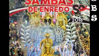 Sambas De Enredo SP 2016 Grupo especial (CD1) (álbum completo)