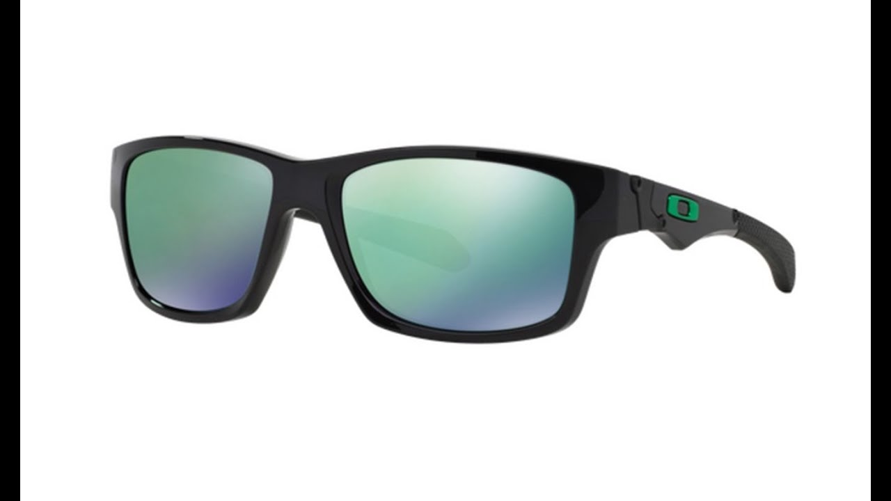 5d989fd36e Oakley Jupiter OO9135 05 JADE IRIDIUM - YouTube