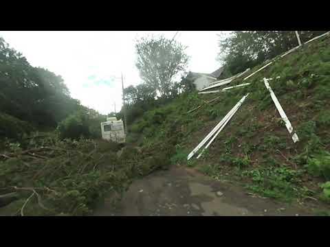 台風 15 号 茨城