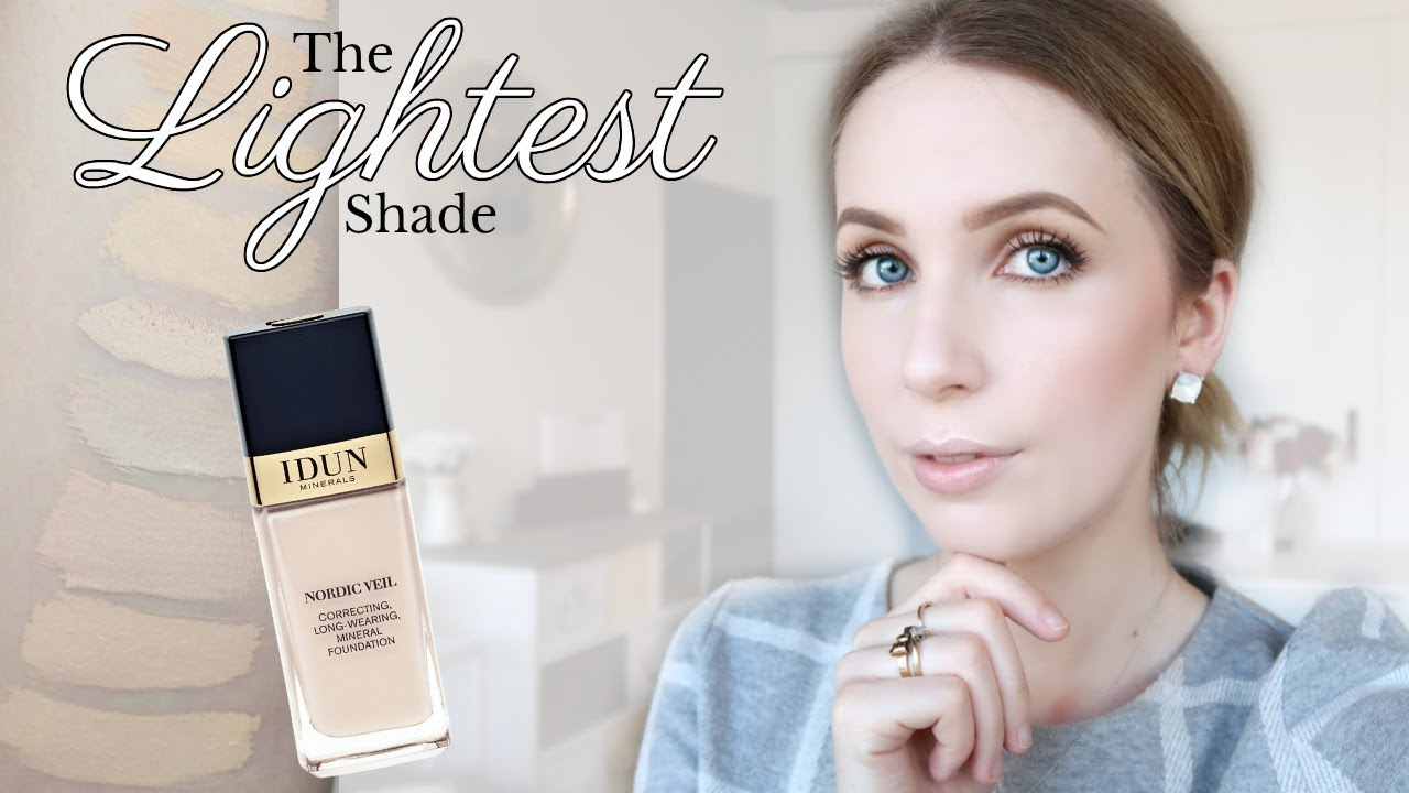 idun mineral foundation recension