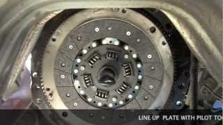 Replacing The Clutch In a Toyota 2 of 2