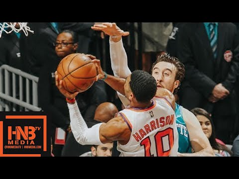 Phoenix Suns vs Charlotte Hornets Full Game Highlights / March 10 / 2017-18 NBA Season