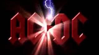 AC/DC Logo Animation