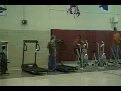 Exercise Bikes Skating Iowa Braille and Sight Saving School