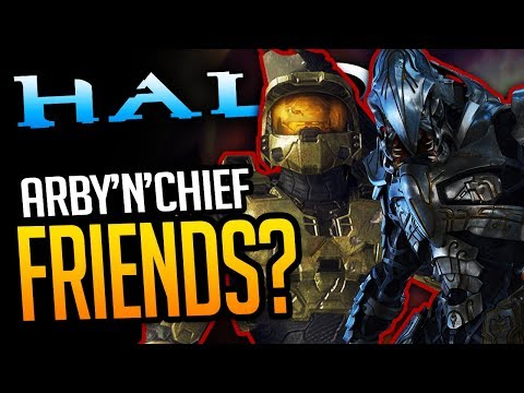 Halo - Are the Master Chief and Arbiter Actually Friends?