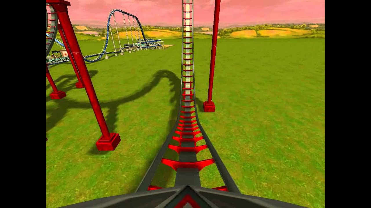 Rct2 Wing Coaster
