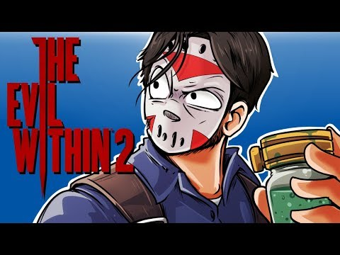 The Evil Within 2 - EXPLORING UNION! (Creepy Zombies!) Episode 2!