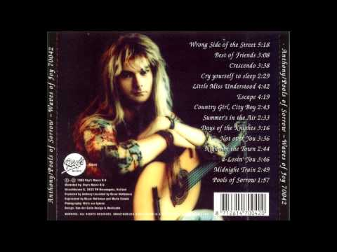 Anthony - Pools of Sorrow Waves of Joy [1994]